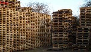 Pallets & Wooden Pallets Coventry & Wellingborough